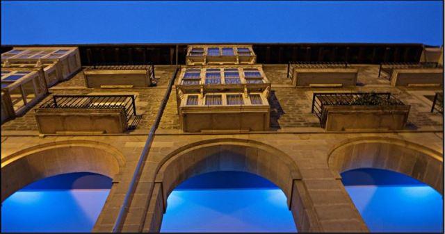 Los Arquillos en Vitoria-Gasteiz
