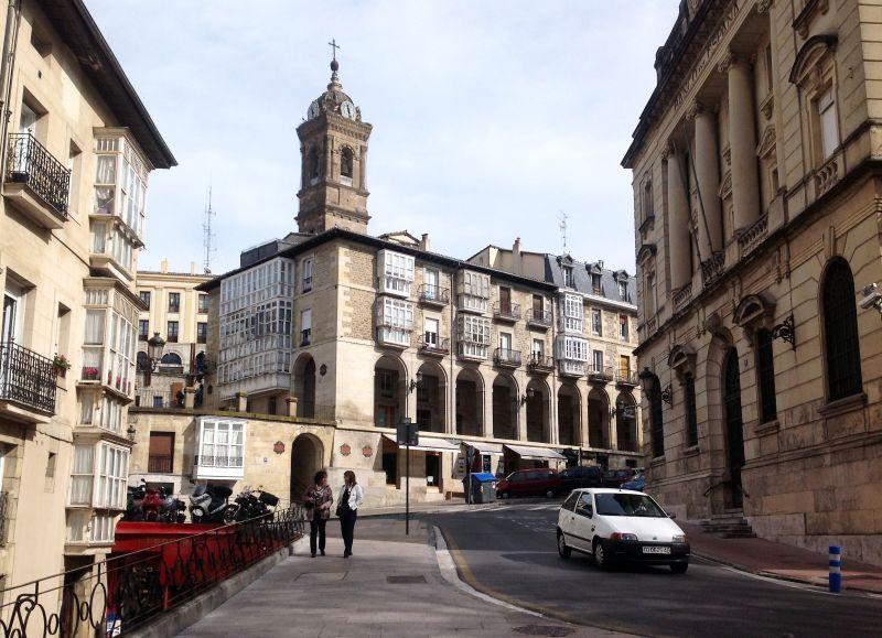 La casa de los arquillos un hotel con encanto en vitoria gasteiz euskadi basque country - Apartamentos irenaz en vitoria ...