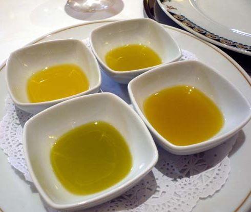 Cata de aceite de oliva en Vitoria-Gasteiz