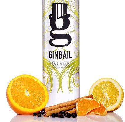 "Cata de gin tonic Ginbail, ""made in Alava"""