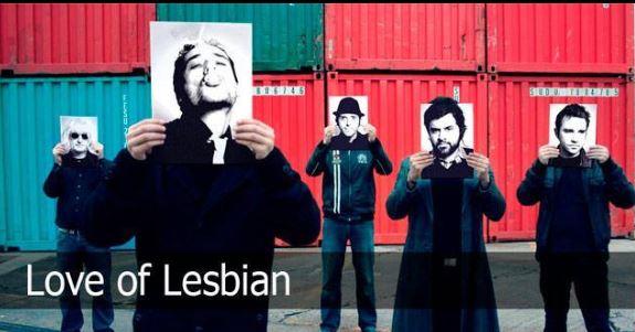 """El grupo catalán de indie rock """"Love of Lesbian"""" actúa en el Teatro Principal el 20 de dc¡iciembre"""