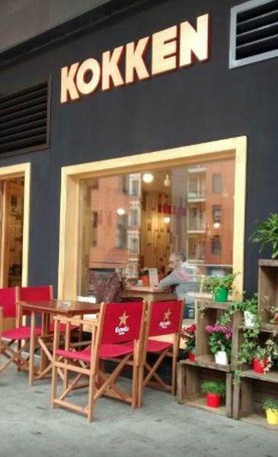 Restaurante kokken en bilbao cocina de autor a precios - Plaza del gas bilbao ...
